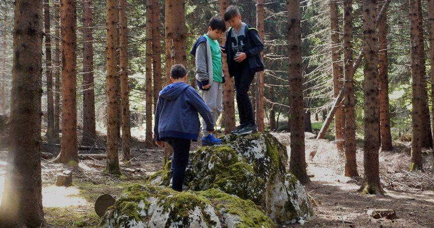 Zašto današnja djeca sve manje vremena provode vani