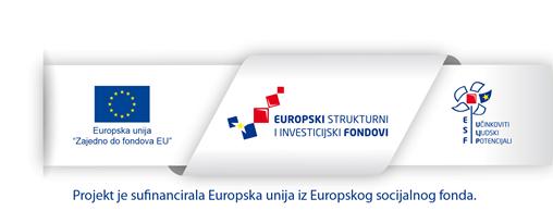 EU Europski Strukturni Investicijski fondovi