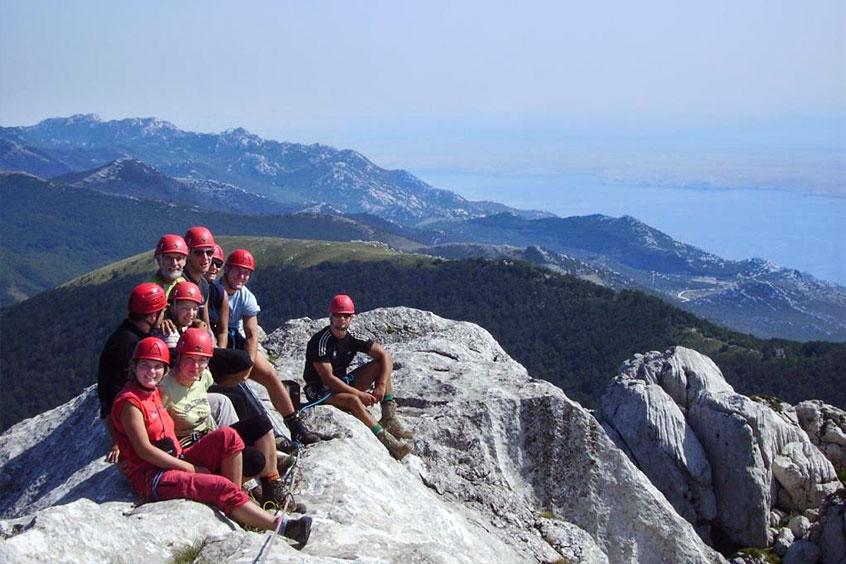 Safety on Outward Bound Croatia Adventure Programmes