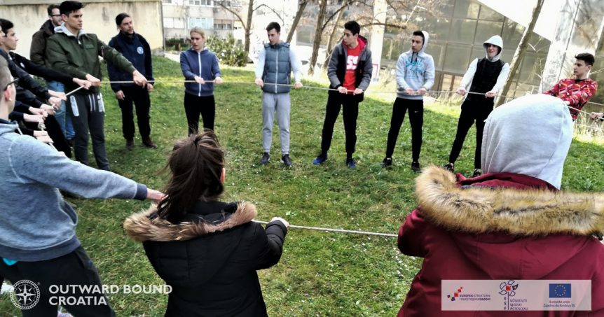 Školarci na OBC programu prevencije nasilja