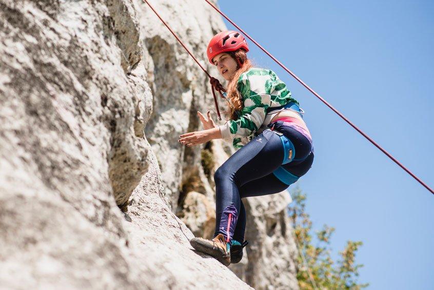 Sportsko penjanje - izazov za tijelo i um