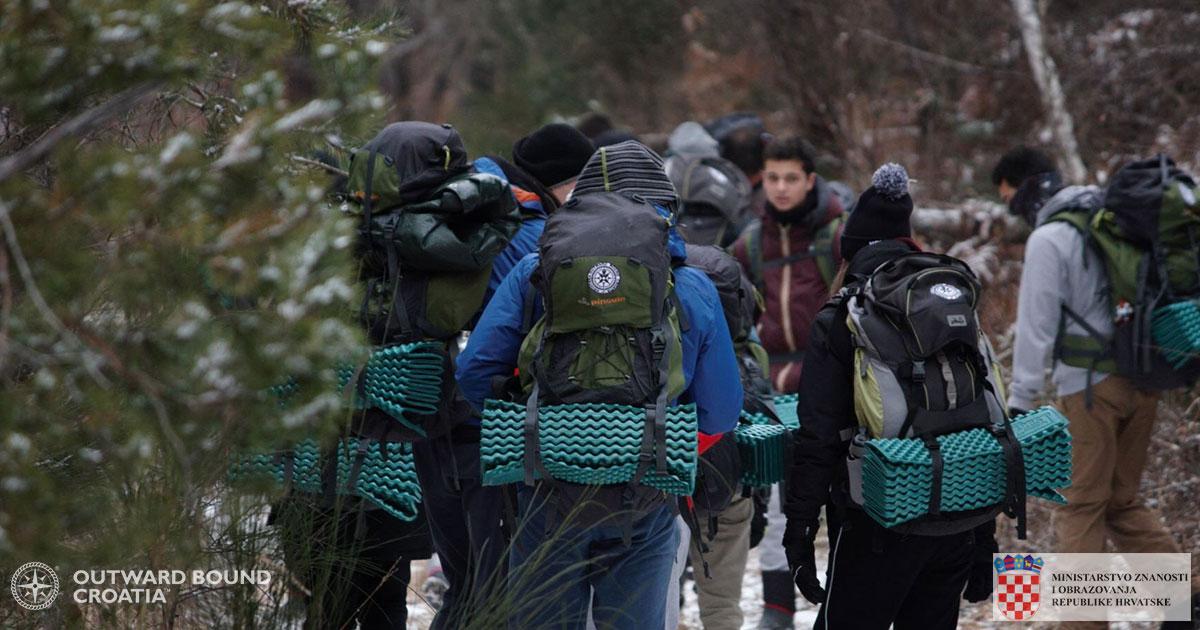 Zimska pustolovina 07. – 11. siječnja 2019. Veliki Žitnik